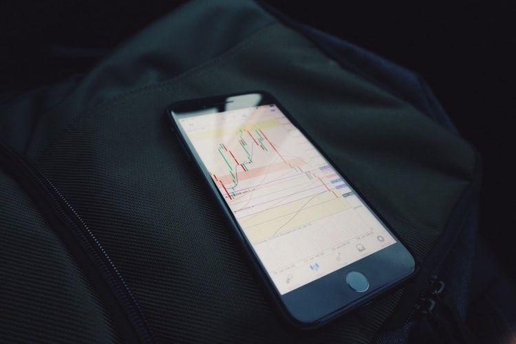 Trading con il cellulare
